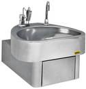 Handwaschbecken LMAC2 mit Kniebedienung