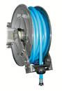 Edelstahl - Rollsystem für Schlauch CNET05 - 240x530x440 mm