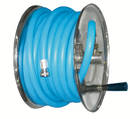Edelstahl - Rollsystem für Schlauch CNET07/ECO - 370x270x380mm