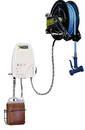 SOFINOR Hygienestation + Edelstahl-Aufrollsystem CNET011/1I