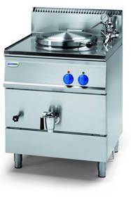 Gastrozubehör: TECNOINOX Elektro Kochkessel P70IE7 mit indirektem Heizsystem