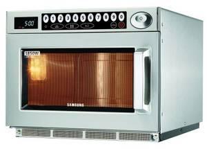 Küchentechnik: Samsung Mikrowelle CM 1529 A - 1500 Watt - GN 2/3