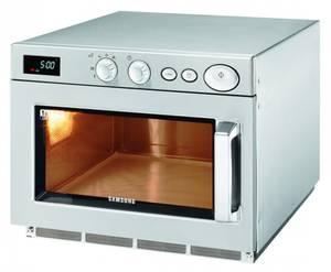 Küchentechnik: Samsung Mikrowelle CM 1919 A - 1850 Watt - GN 2/3