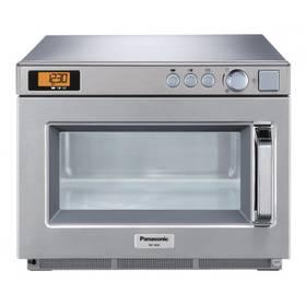 Küchentechnik: PANASONIC Mikrowelle NE-1843 - 1800 Watt - 422x508x337mm