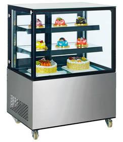 Kühltechnik: Konditorei / Kuchenverkaufstheke GS9CU - 915x675x1269mm