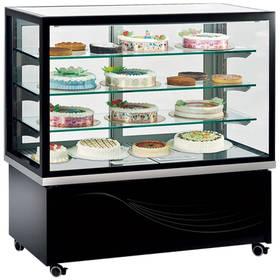 Kühltechnik: Kuchen / Tortenverkaufsvitrinen GS-KA mit Umluft Kühlung