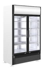 Kühltechnik: Getränkekühlschrank 750 liter, 2 Flügeltüren