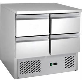 Kühltechnik: Gastro Kühltisch 4 Schubladen