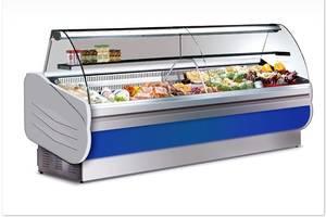 Kühltechnik: Kühlvitrine Master 200cm