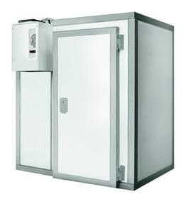 Kühltechnik: Kühlzelle 2 x 2 m incl. Kühlaggregat