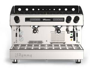 Küchentechnik: Espressomaschine 2 gruppig