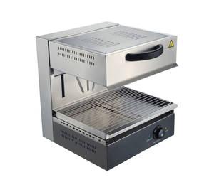 Küchentechnik: Elektro Lift Salamander, Edelstahl