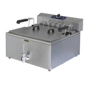 Küchentechnik: Backwaren Friteuse 25 liter