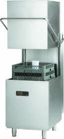 Durchschubspülmaschinen: Durchschubspülmaschine mit Reinigerdosierung