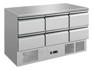 Kühltechnik: Gastro Kühltisch 6 Schubladen