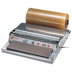 Marktstände: Edelstahl Foliensverpackungmaschine (400 mm film)