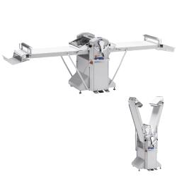 Pizzatechnik: Teigausrollmaschine, Standmodell 500x1000 mm