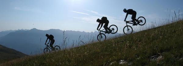 Biken in der Ferienregion Serfaus-Fiss-Ladis
