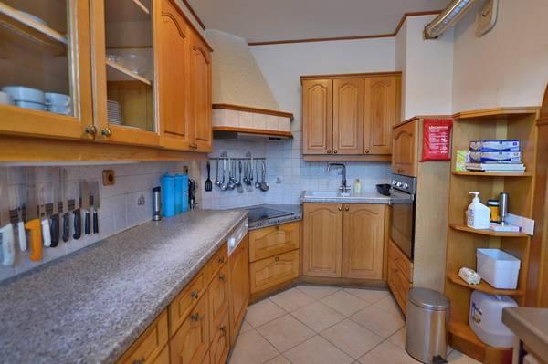erweiterte Privatküche - für Gastgewerbe genehmigt