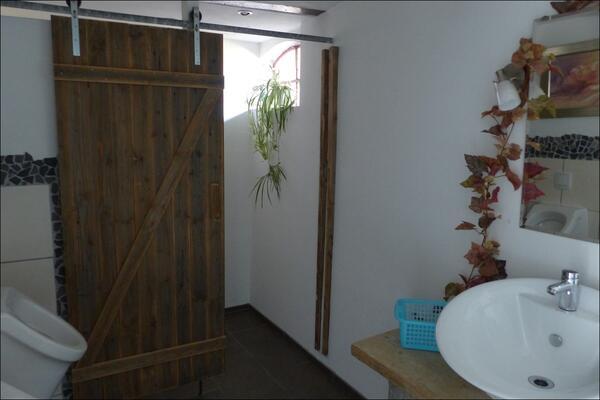 WC mit Stil