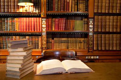 Bücherschrank