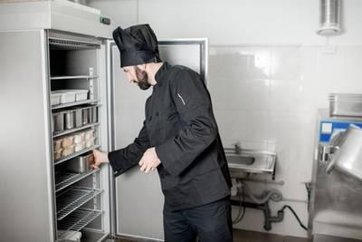 Gastronomie Gefrierschrank