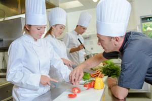 Gastronomie Lehrberufe